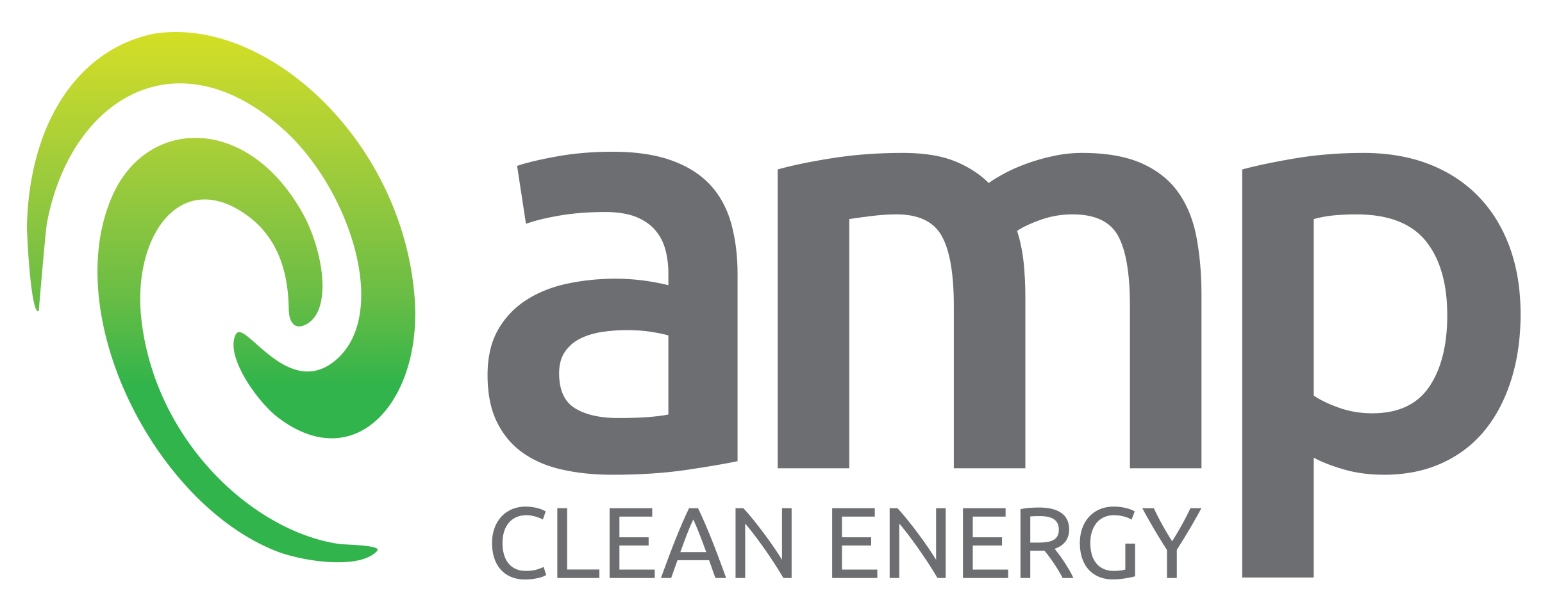 AMP Clean Energy Logo